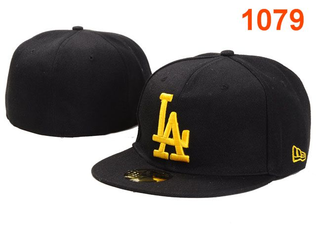 Los Angeles Dodgers MLB Fitted Hat PT02